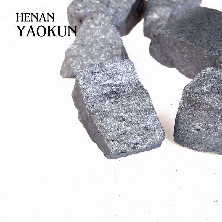 Mineral Ferro Silicon FeSi 75 72 Briquette/ball Best Factory -6