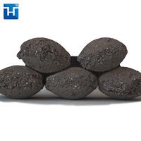 Mineral Ferro Silicon ,FeSi 75/72# Briquette/ball China Factory -1