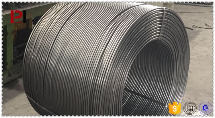 World-wide Renown Calcium Silicon / Calcium Silicon Cored Wire / Cored Wire