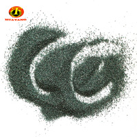 Green Silicon Carbide Sic Sand for Abrasive and Refractory -3