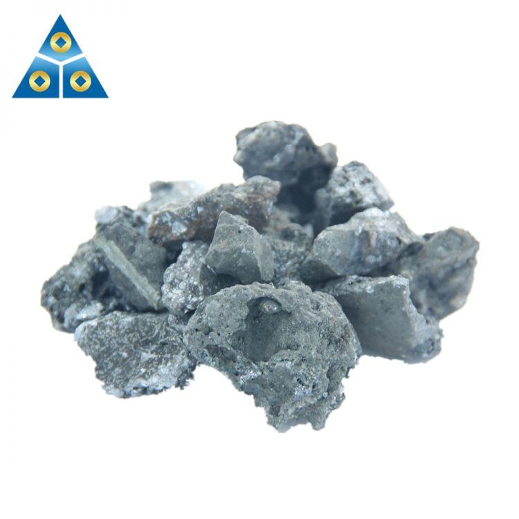 Metal Silicon Slag As A Substitute of Ferro Silicon -1