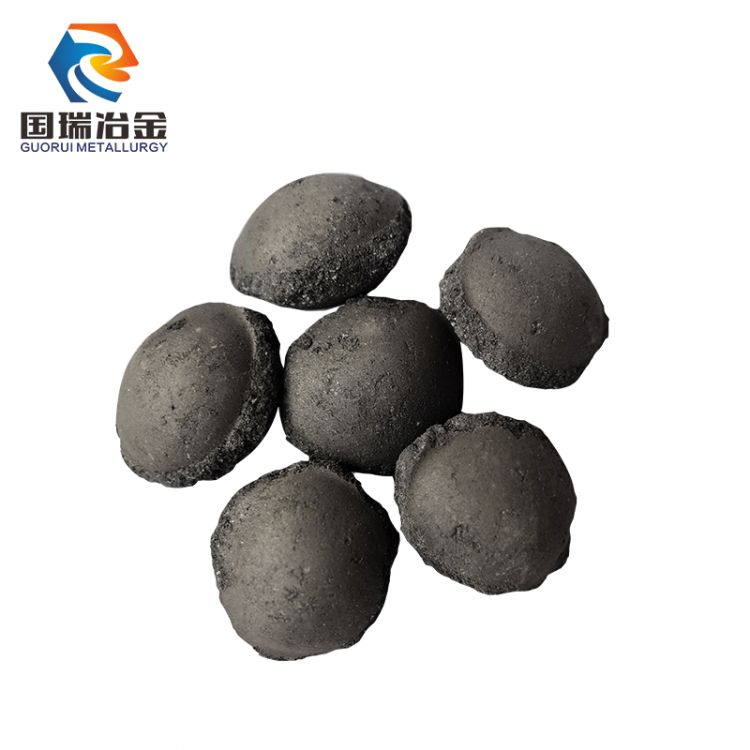 Anyang High Quality Si Briquette Take Place of FeSi In Steelmaking -5