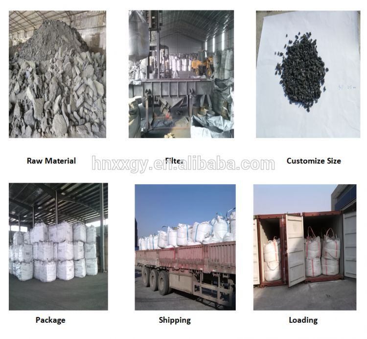 China strong supplier export factory price quality silicon carbide crucible