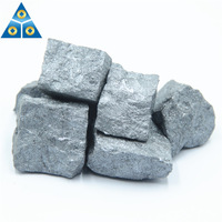 Lump Shape Price of Ferrosilicon Size 10-50mm FeSi for Steel Making -1