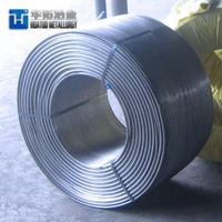 Best Factory Price for Calcium Silicon Cored Wire / CaSi Cored Wire -3