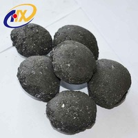 Trade Assurance Gold Supplier Ferro Silicon Slag Ball Replacement for Steelmaking -5