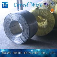 Casi Silicon Cored Wire, Best Ferro Silicon Calcium Flux Cored Welding Wire -3