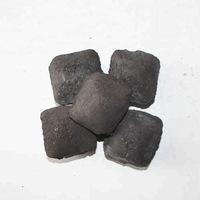 100% Manufacturer Silicon Briquette 45 Silicon Ball for Casting Ferro Silicon Balls -3