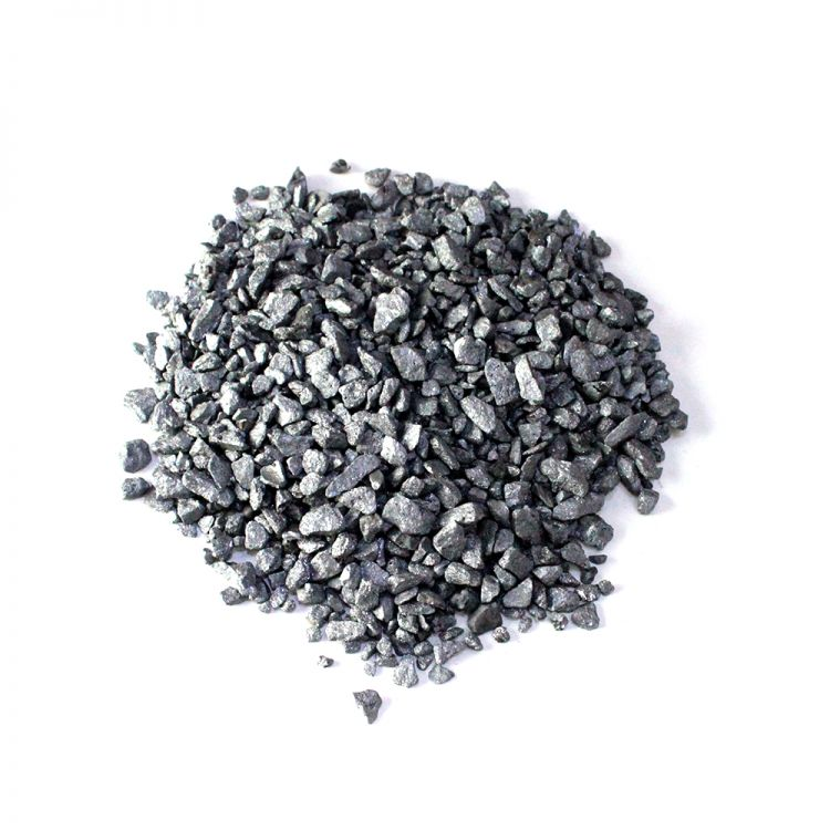 Online Sale China Steel Use Sliver Gray Ferro Silicon/Ferrosilicon Balls(75# 72#) -3