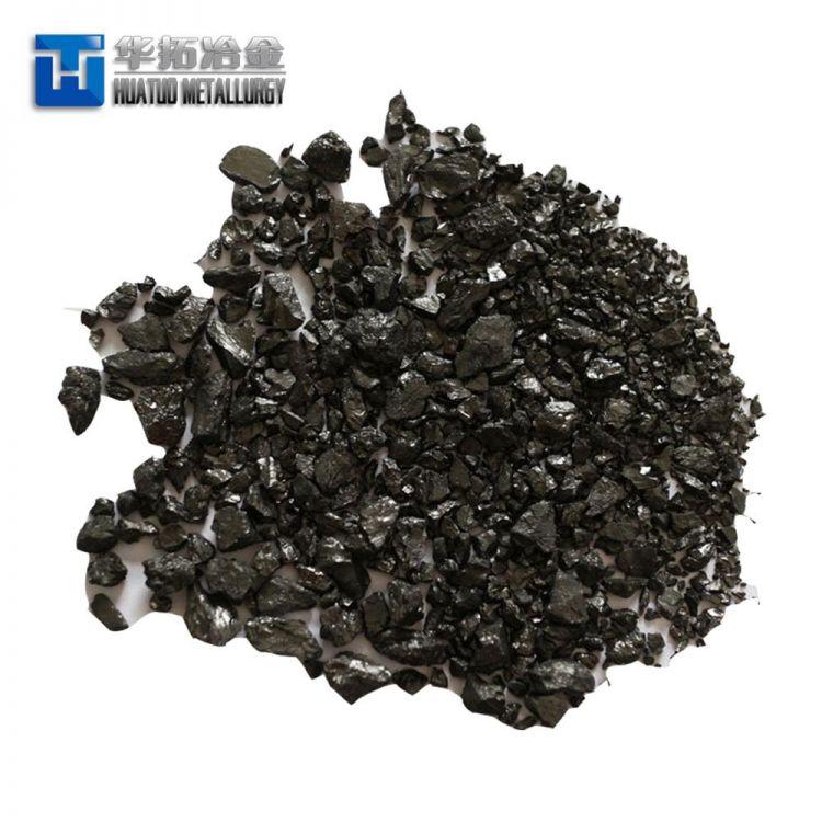 Graphite Petroleum Coke As  Recarburizer Casting Product -3