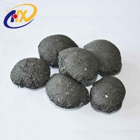 Trade Assurance Gold Supplier Ferro Silicon Slag Ball Replacement for Steelmaking -3