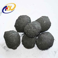 Trade Assurance Gold Supplier Ferro Silicon Slag Ball Replacement for Steelmaking -6