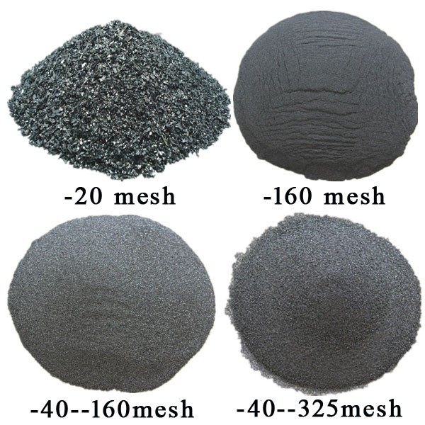 deoxidizer fesi metallurgie powder metal powder silicon metal powder