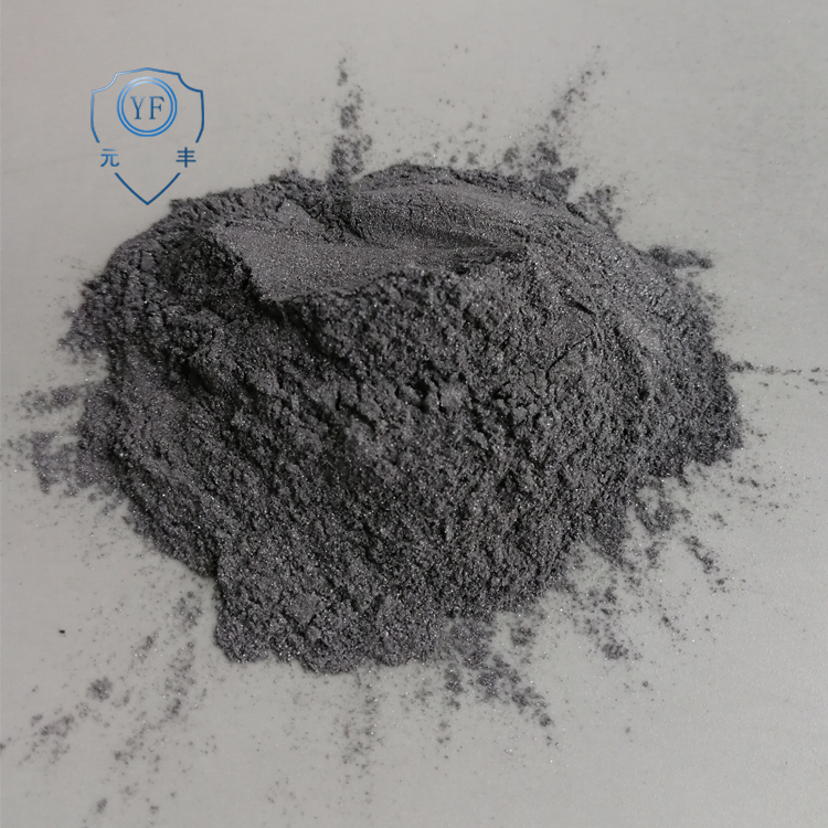 High purity 99.95%min electronics use Si Silicon metal powder manufacture price -2