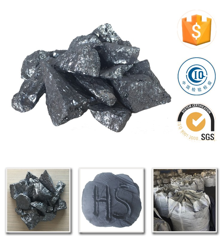 Silicon metal 553 441 421 3303 for steelmaking and casting