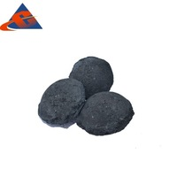 Anyang Silicon Briquette 50# 55# 60# 65# Instead of FeSi In Steel Making Line -3