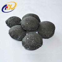 Trade Assurance Gold Supplier Ferro Silicon Slag Ball Replacement for Steelmaking -4