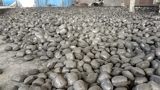 Simn Briquette Manufacturer Supply Sgs Inspect Competitive Price Large Quantity Low Price Si Mn Ball