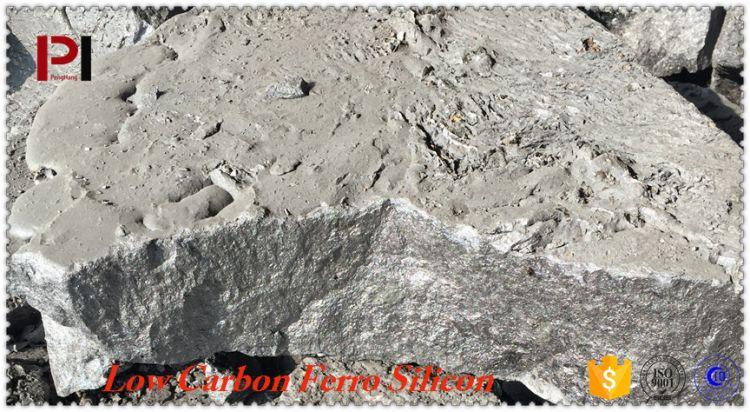 Quality Assured FerroSilicon Fe Si FeSi Ferro Silicon