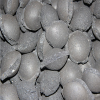 Hot Selling Product High Carbon Ferro Silicon Briquette Made By Fesi Powder -3