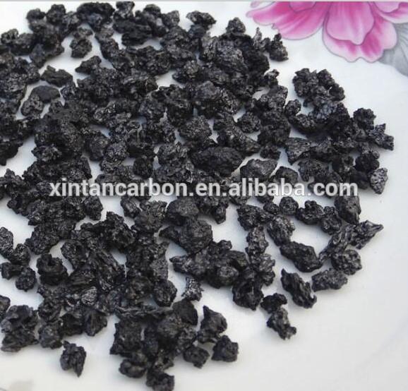 Carbon 98.5, sulphur 0.5 Calcined Petroleum Coke Carbon Additive -5
