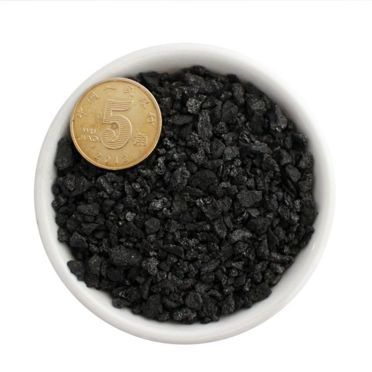 Low Sulphur Calcined Petroleum Coke Used In Steel Smelting and Iron Casting -4