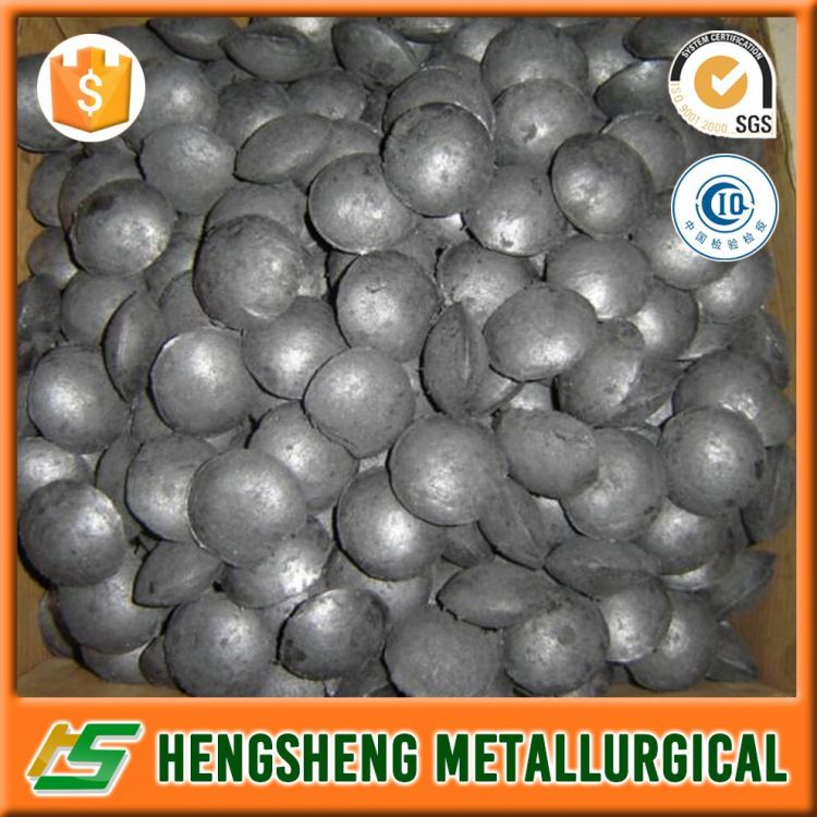 high quality and low price of ferro silicon briquette from anyang hengsheng