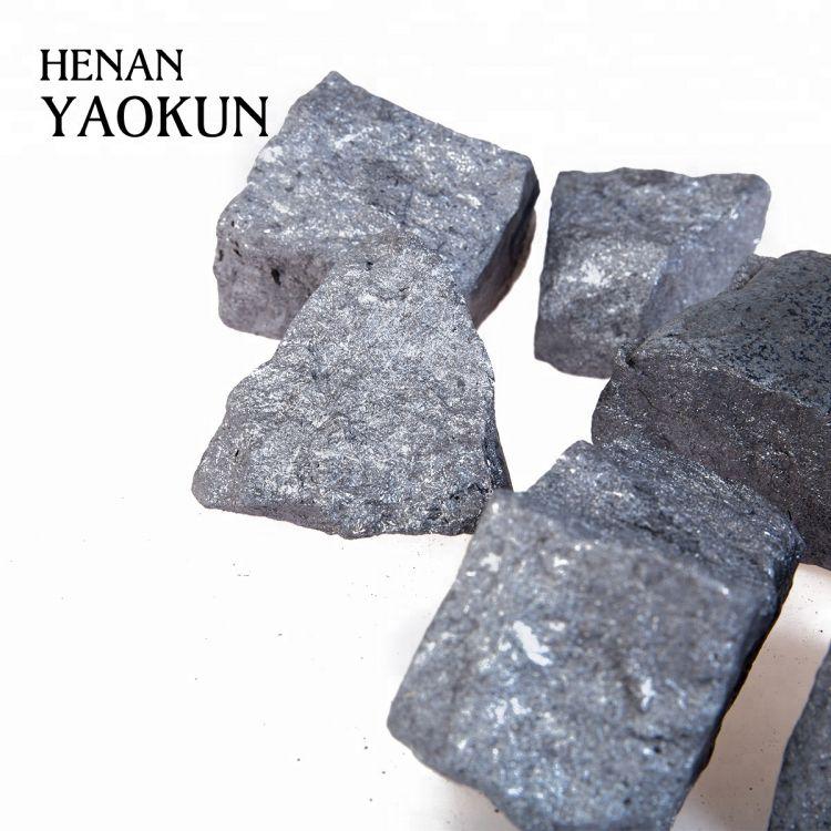 Mineral Ferro Silicon FeSi 75 72 Briquette/ball Best Factory -5