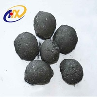 Grey Factory 10-50mm Used In Steelmaking Ferro Balls Product Ferrosilicon Briquette From Anyang Competitive Price Hc Silicon -2