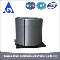 CaSi Cored Wire SiCa Cored Wire Silicon Calcium Alloy -3
