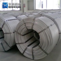 Best Factory Price for Calcium Silicon Cored Wire / CaSi Cored Wire -6