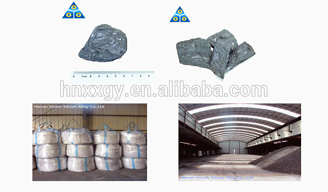Best steelmaking additive big bag silicon calcium Ca24Si60 Ca20Si50 alloys