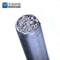 Best Factory Price for Calcium Silicon Cored Wire / CaSi Cored Wire -5