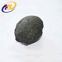 Grey Factory 10-50mm Used In Steelmaking Ferro Balls Product Ferrosilicon Briquette From Anyang Competitive Price Hc Silicon -5
