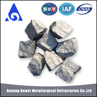 China Excellent Quality Iron and Silicon offgrade Industrial Silicon Metal -1