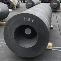 Low Consumption  UHP Graphite Electrode for low carbon ferrochrome -1