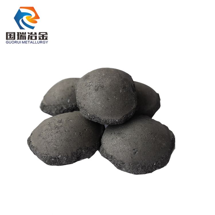 Anyang High Quality Si Briquette Take Place of FeSi In Steelmaking -1