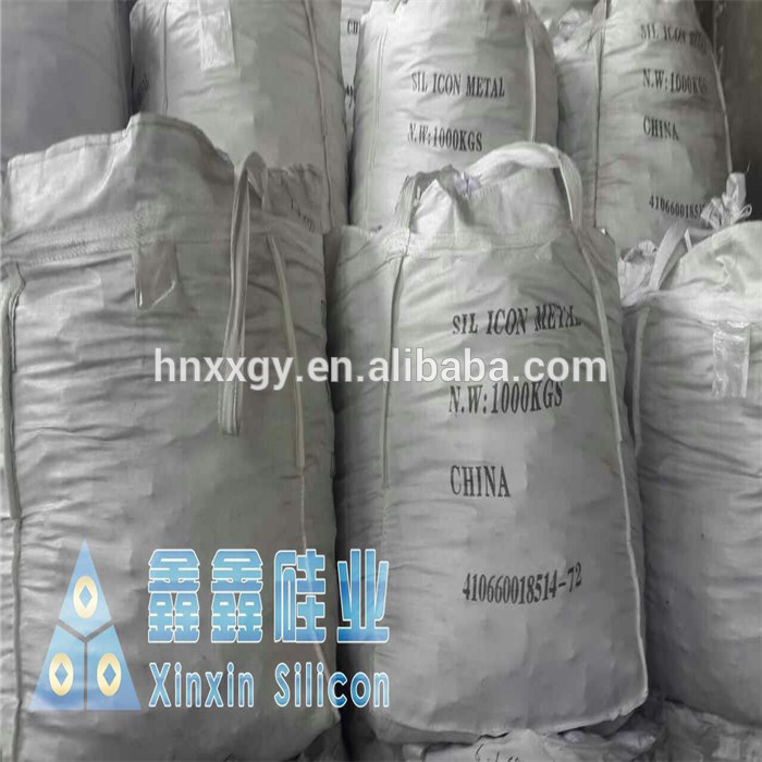 Buy aluminum ingot material silicon metal for stainless steelmaking