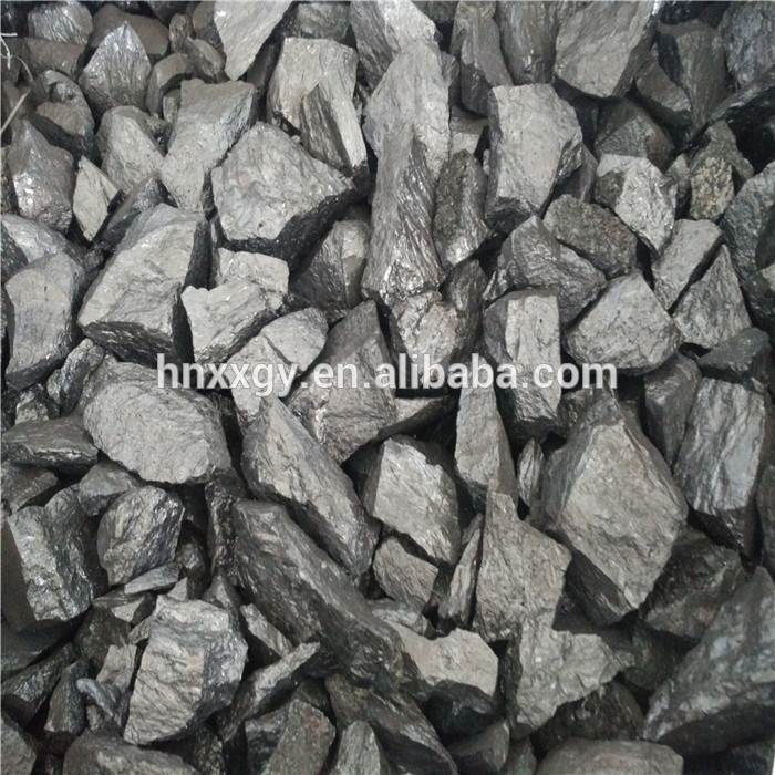 Price of natural pure raw material silicon metal for aluminium ingot