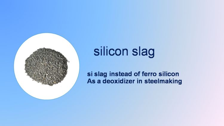 Used for steelmaking - silicon slag ferrosilicon slag