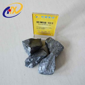 Chinese Supplier Chemical And Metallurgical Grade Products Export Scrap Pure Silicon Metal 441 553 3303 Silicio Production