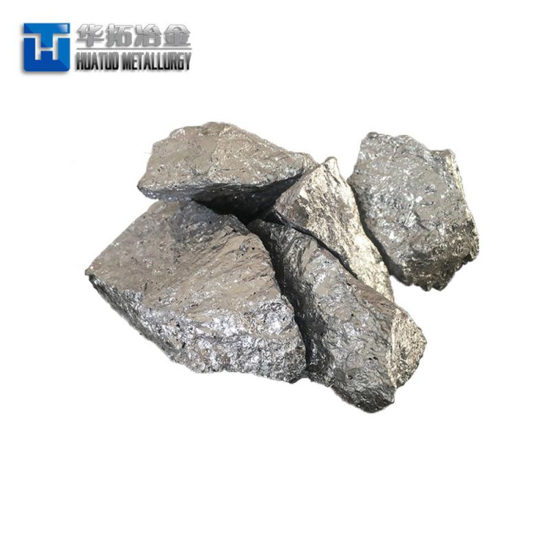 Purity 99.9% Silicon Metal Powder for Aluminum