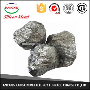 Silicon Metal Particles 99.99 from kangxin metallurgy