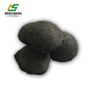 Hengsheng supply high quality and good price of Ferro Silicon Briquette Ball