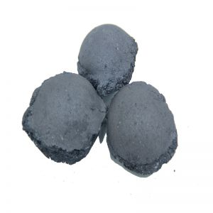 2019 Low Carbon Metal Silicon Slag Powder Silicon Briquette Making By Machine Pressing