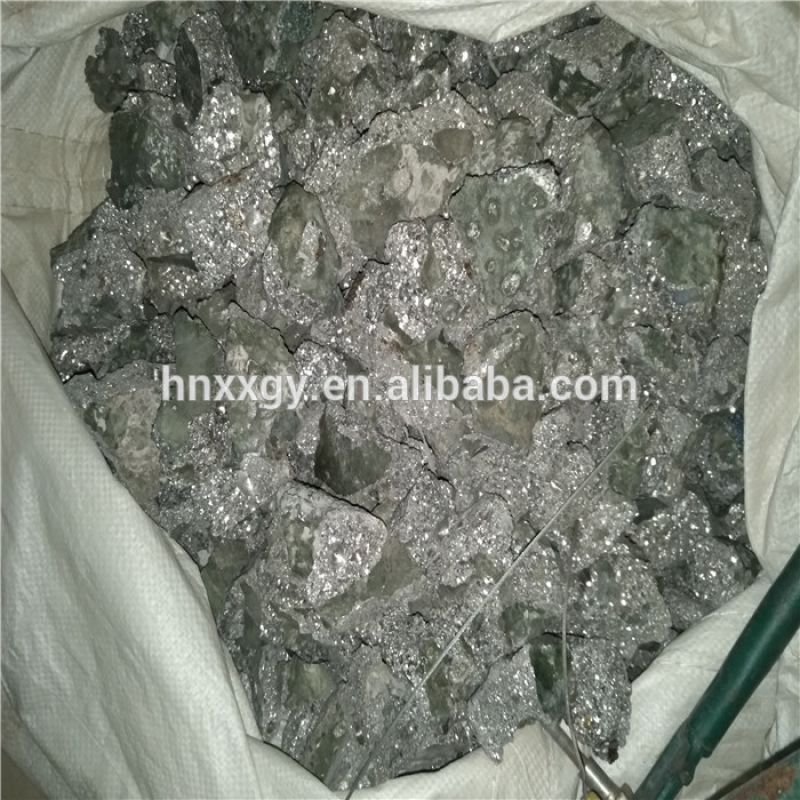 China Experienced Manufacturer Provide FeNCr/CrNFe/NFeCr HC Ferro Chrome Slag