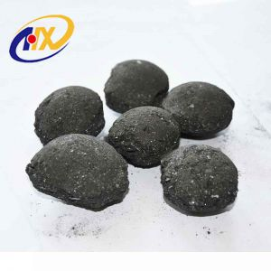 Grey Used In Steelmaking Silicone Balls 5mm Ton Silicon Metal With Competitive Price Ferrosilicon Briquette