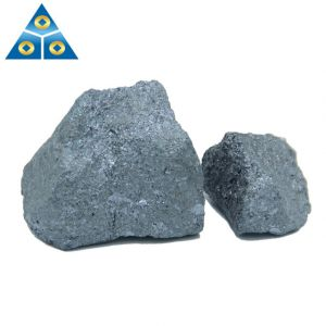 Steel Making Additive Silicon Carbon Alloy 10-50mm High Carbon Ferro Silicon