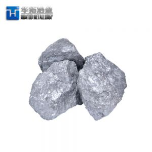 Mineral Ferro Silicon / FeSi 75 / 72 Briquette From Best Factory
