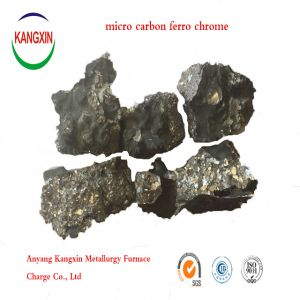 High quality micro - carbon ferrochrome